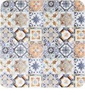 Mars & More luxe Onderzetter Tegels Madrid set van 6 - 10 x 10 cm