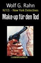 Make-up für den Tod