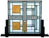 Tiffany Paneel Frank Lloyd Wright Geo