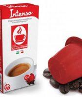 100 Koffie Cups -machine - Bonini - Intenso