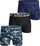 Bjorn Borg Heren 3Pack Short Silhouet-S (4)