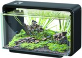 SuperFish Home Aquarium - 46,5x25x28,5 cm - 25L - Zwart