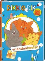 Dikkie Dik Vriendenboek