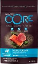 Wellness Core Grain Free Dog Ocean Zalm&Tonijn - Hondenvoer - 10 kg