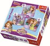 3 in 1  - Sofia het Prinsesje Puzzel