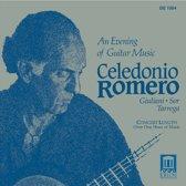 An Evening of Guitar Music / Celedonio Romero