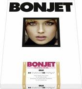 Bonjet Atelier Silk pak fotopapier Wit Zijde A4