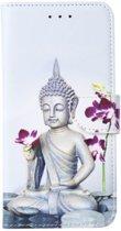Hoesje voor Samsung Galaxy J5 2017 - Book Case - Boeddha