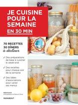 Bol Com En 2h Je Cuisine Veggie Pour Toute La Semaine Ebook