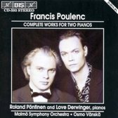 Complete Works For Two Pianos