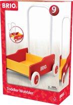 BRIO Geel-rode loopwagen - 31350