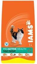 Iams Proactive Health Hairball - Kattenvoer - 10 kg