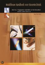 Modelbouw Handboek voor Stoomtechniek - Deel A3 - Toegepaste materialen en het bewerken