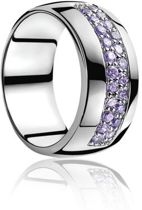Zinzi - Zilveren Ring - Maat 60 (ZIR551P60)