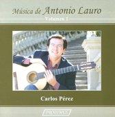 Musica de Antonio Lauro