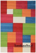 Vloerkleed Rhapsody Life Laagpolig Tapijt Multicolour Carpet - 120 x 170 cm