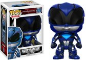 Pop! Movies: Power Rangers - Blue Ranger Funko Figure 9 cm