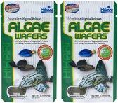 Hikari algae wafers 82 gram per 2 stuks