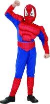 Superheld spinnen kostuum voor jongens  - Verkleedkleding - 110/116