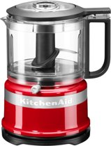 KitchenAid Mini Food Processor 5KFC3516 - Hakmolen -  Rood