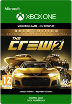 The Crew 2 - Gold Edition - Xbox One - Game