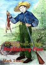 De lotgevallen van Huckleberry Finn