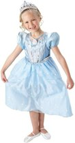 Glimmend Prinses Assepoester� jurk voor meisjes - Verkleedkleding - 110/116