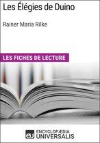 Les Élégies de Duino de Rainer Maria Rilke