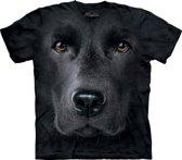 Honden T-shirt zwarte Labrador S