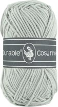 Durable Cosy Fine, Grey Silver, 5 bollen