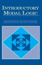 Introductory Modal Logic