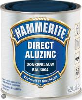 Hammerite Direct Over Aluzinc Donkerblauw