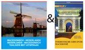 Nedederlands - Macedonisch Woordenboekje / taalgids + reisgids Macedonie