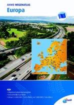ANWB wegenatlas - Europa