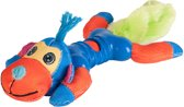 Chomper Speeltje Tail Waggers Blauw 29x11x5 cm