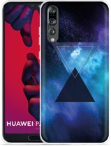 Huawei P20 Pro Hoesje Space