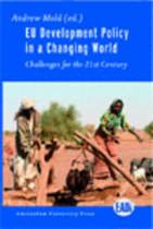 EU Development Policy in a Changing World