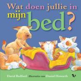 Miniprentenboekjes - Wat doen jullie in mijn bed?
