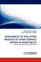 Assessment of Pollution Profiles of Some Surface Water in Niger Delta