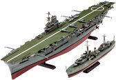 Revell HMS Ark Royal & Tribal Class Destoyer