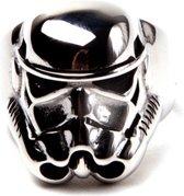 Star Wars - Stormtrooper Signet Ring-L