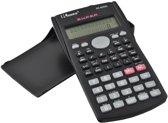 Wetenschappelijke Wiskunde Calculator - Rekenmachine Met LCD Scherm - Zwart