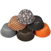 Wilton Cupcakevormpjes Halloween Assorti pk/150