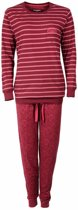Irresistible Dames Pyjama Rood Maten: M
