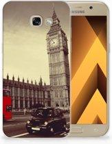 Samsung Galaxy A5 2017 TPU Hoesje Design Londen