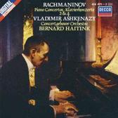 Rachmaninov: Piano Concertos 2 & 4 / Ashkenazy, Haitink