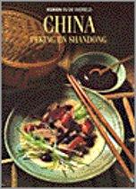 China peking en shandong. koken in de we