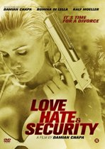 Love Hate & Security (dvd)