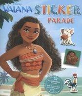 Disney Sticker- En Kleurboek Vaiana 28 Cm