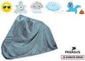 Fietshoes Polyester Geschikt Voor Pegasus Ravenna 8 500Wh Dames -Grijs